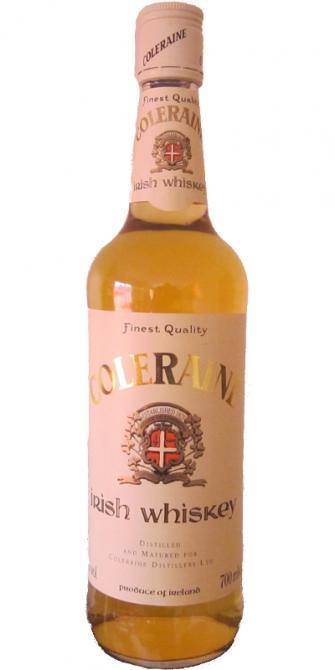 Coleraine Irish Whiskey