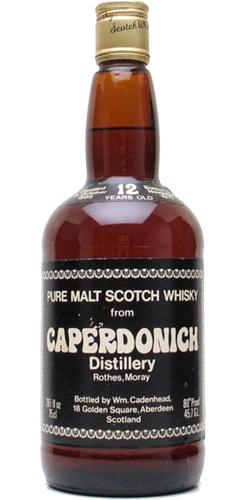 Caperdonich 1965 CA