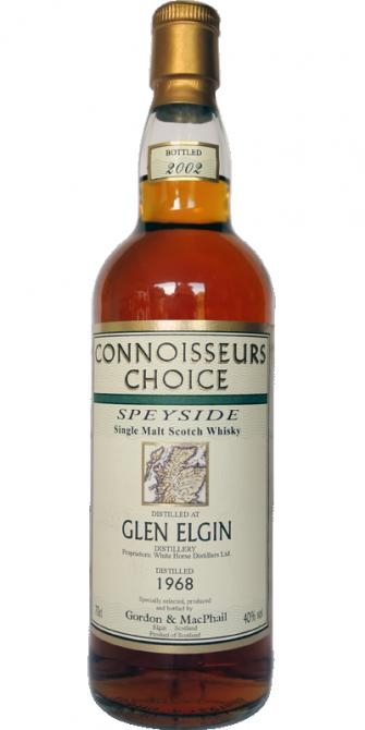 Glen Elgin 1968 GM