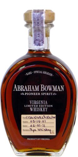 Abraham Bowman 2001