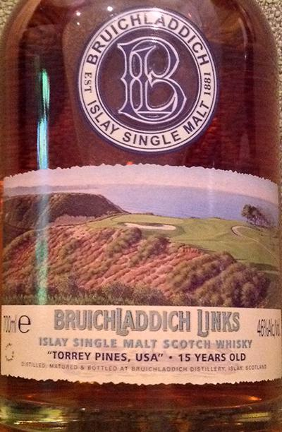 Bruichladdich Links VIII