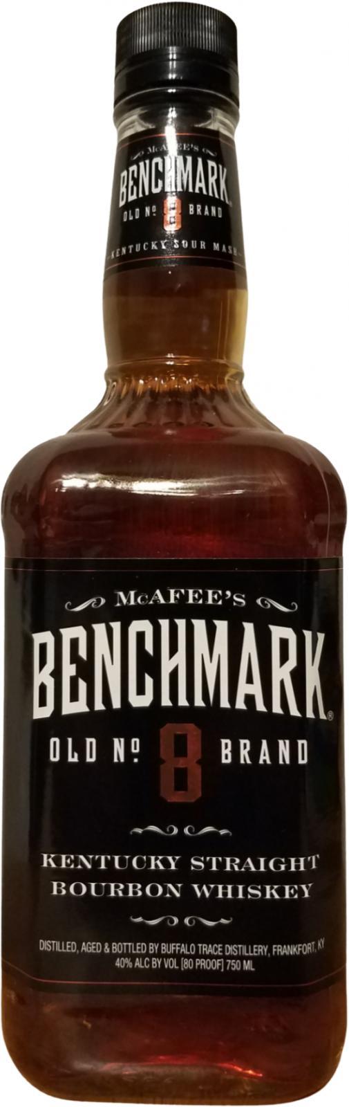 McAfee's Benchmark NAS
