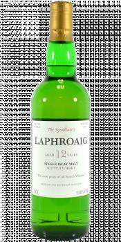 Laphroaig 12-year-old MM