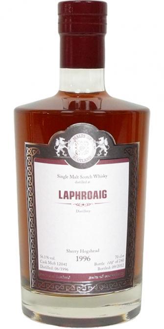 Laphroaig 1996 MoS