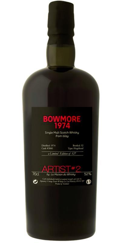 Bowmore 1974 LMDW