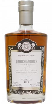 Bruichladdich 1988 MoS