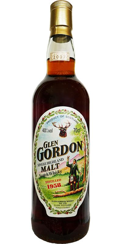 Glen Gordon 1958 GM