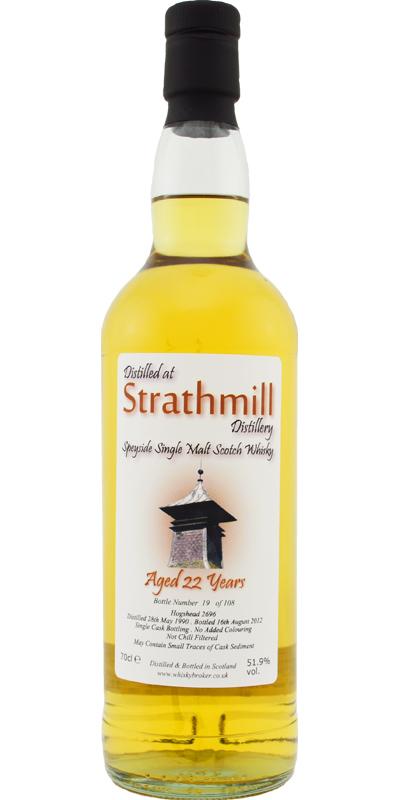 Strathmill 1990 WhB