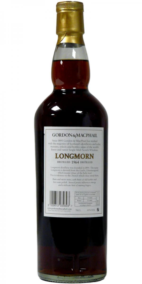 Longmorn 1964 GM
