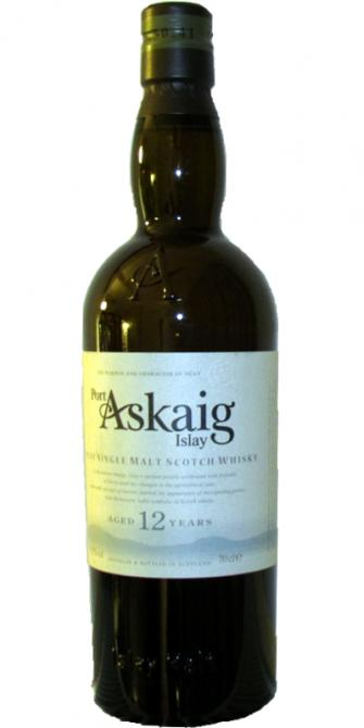 Port Askaig 12-year-old SMS