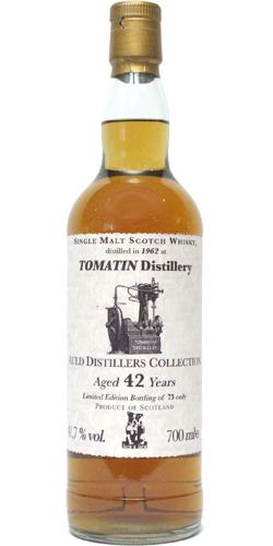 Tomatin 1962 JW