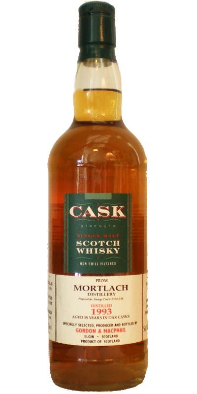 Mortlach 1993 GM