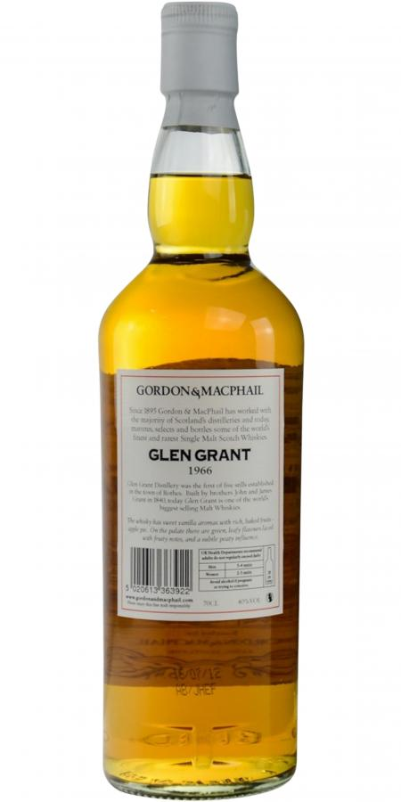 Glen Grant 1966 GM
