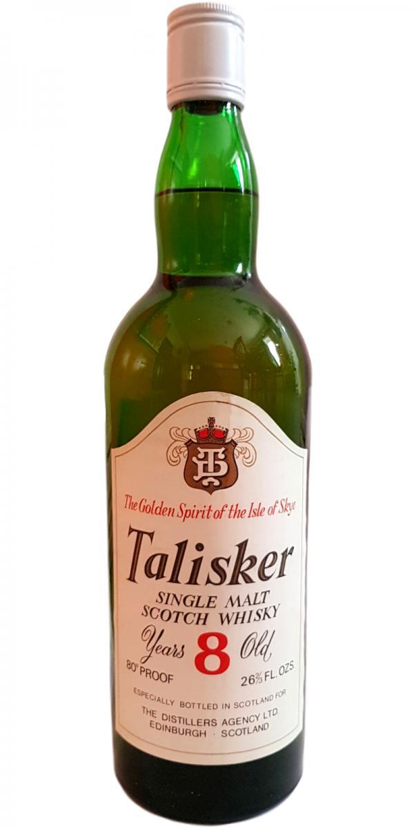 Talisker 08-year-old