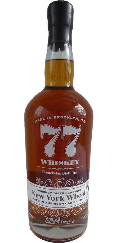 Breuckelen 77 Whiskey