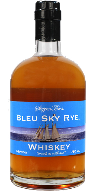 Shippen Bros. Bleu Sky Rye