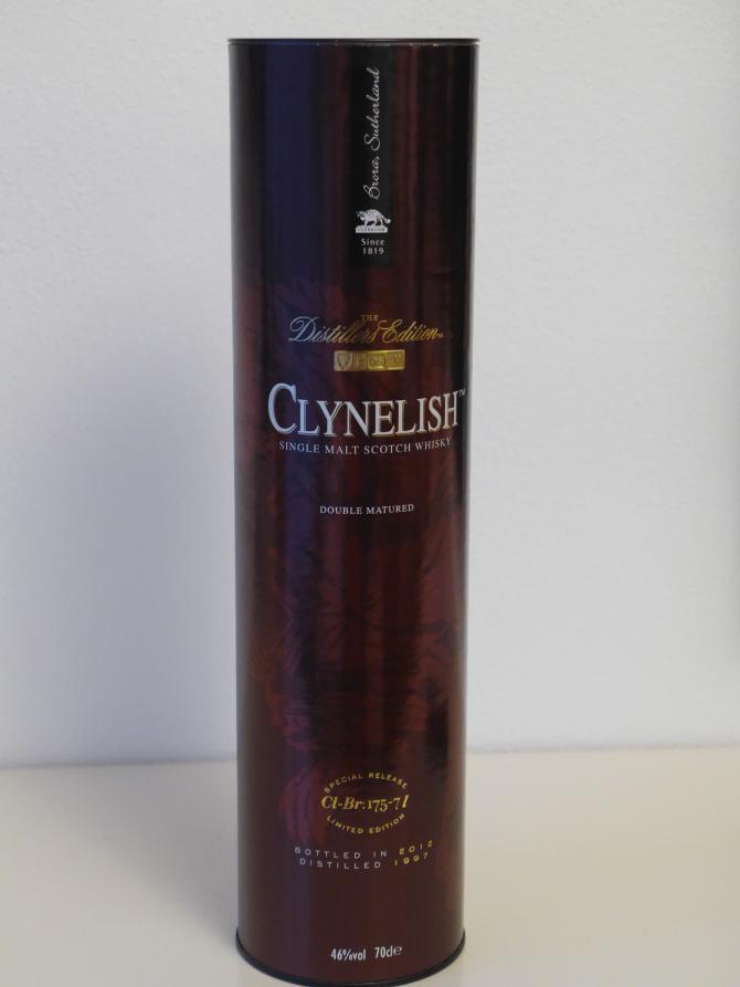 Clynelish 1997