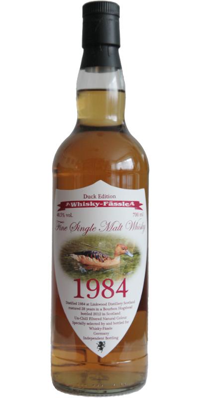 Linkwood 1984 W-F