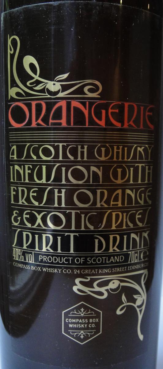 Orangerie NAS CB