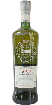 Mortlach 1986 SMWS 76.90