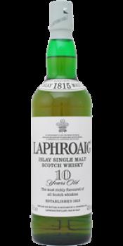 Laphroaig 10 oldrelease