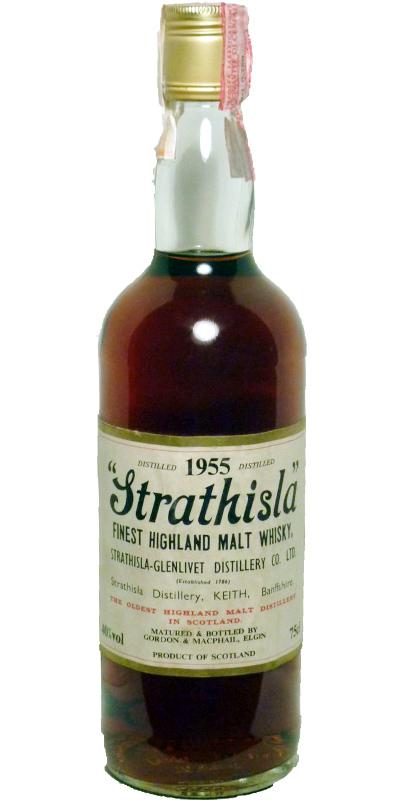 Strathisla 1955 GM