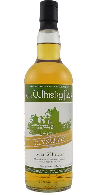 Clynelish 1989 WF