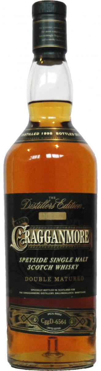 Cragganmore 1998