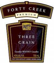 Forty Creek Three Grain