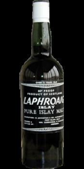Laphroaig 12-year-old CA