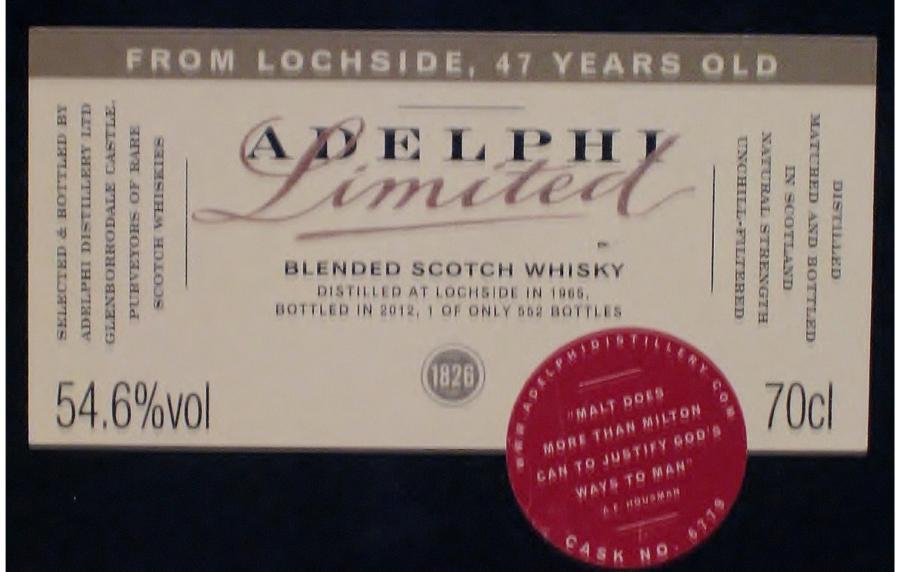 Lochside 1965 AD
