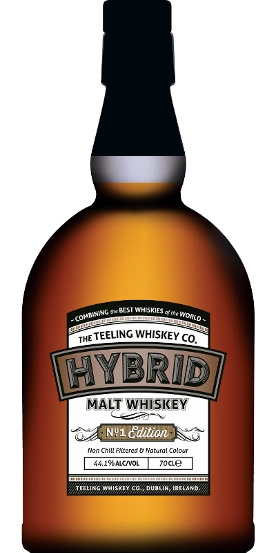 Teeling Hybrid Edition No. 1