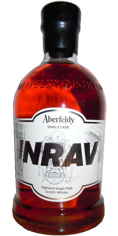 Aberfeldy #UNRAVEL