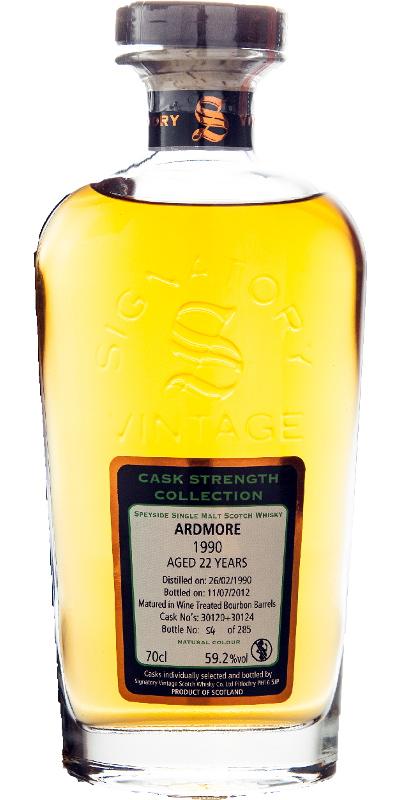 Ardmore 1990 SV