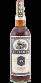 Dufftown 1982 JW