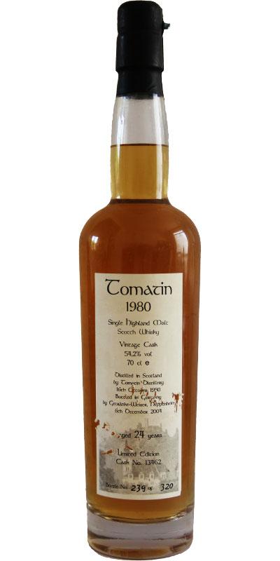 Tomatin 1980 GW
