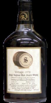 Miltonduff 1978 SV