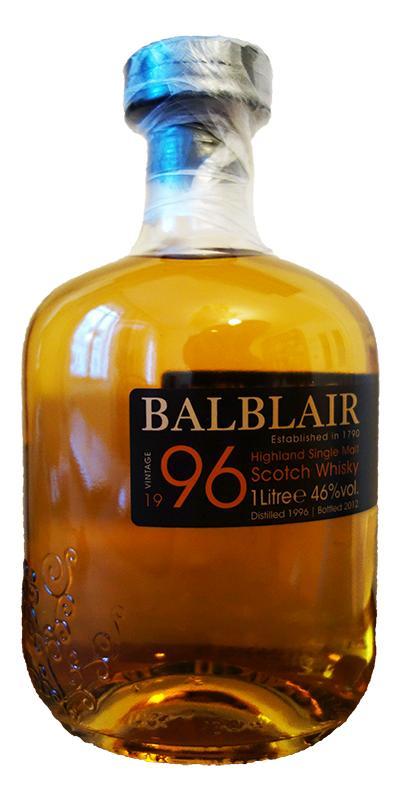 Balblair 1996