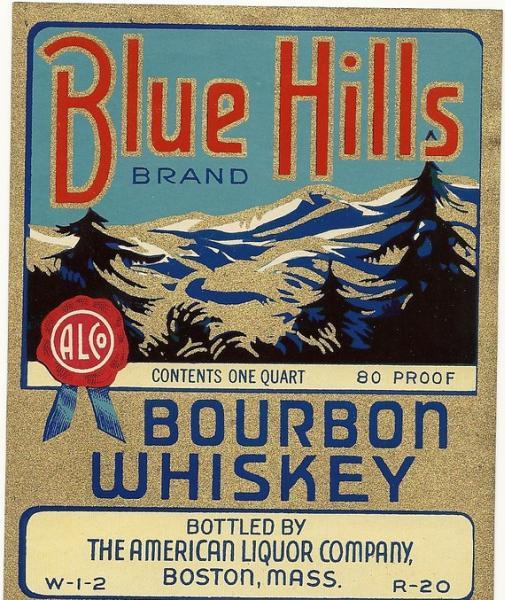 Blue Hills Brand