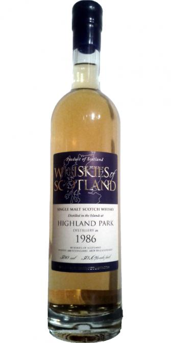 Highland Park 1986 SMD