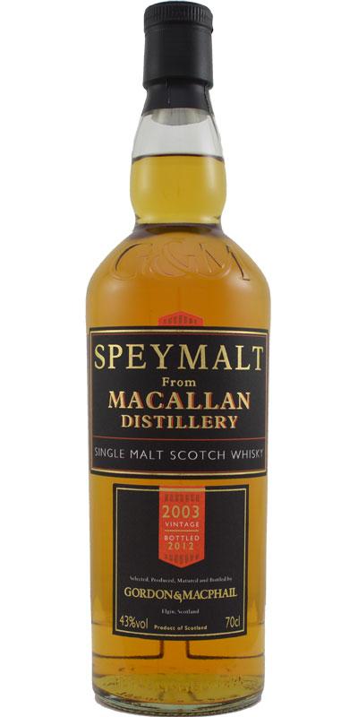 Macallan 2003 GM
