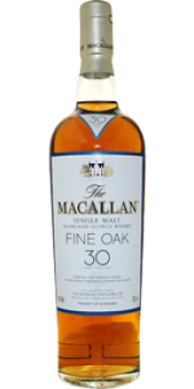 Macallan 30-year-old