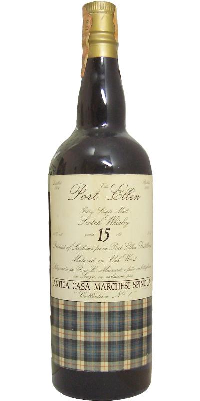 Port Ellen 1974 Ses