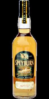 Speyburn 1977