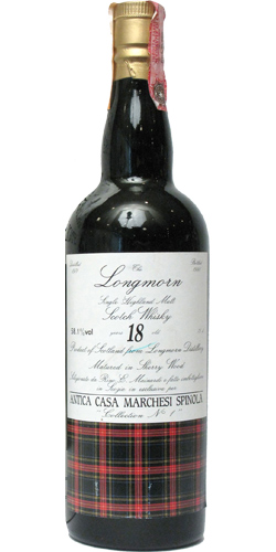 Longmorn 1971 Ses
