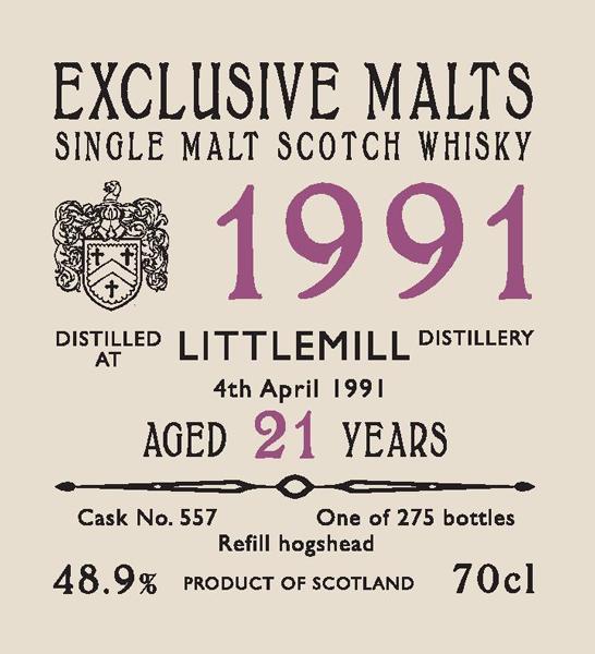 Littlemill 1991 CWC