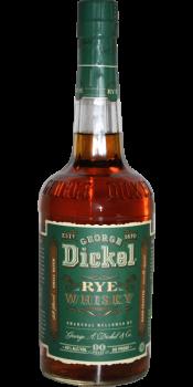George Dickel Rye Bourbon