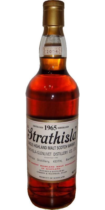 Strathisla 1965 GM