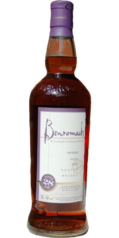 Benromach 28-year-old