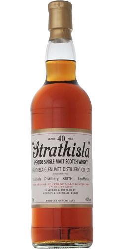 Strathisla 40-year-old GM